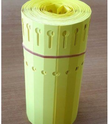 Ετικέτες Φυτωρίου Κίτρινη VC 16Χ1,3Χ0,02 1000ΤΕΜ