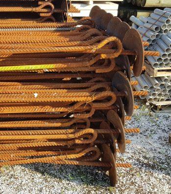 Άγκυρα FRUSTAR 1100/145/3